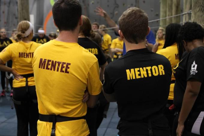 Mentee Mentor