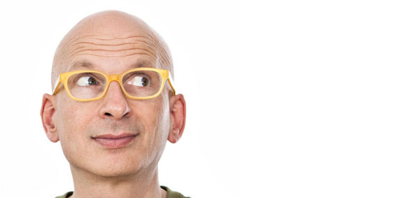 "Seth Godin's ""Your Relationship with the Future."""